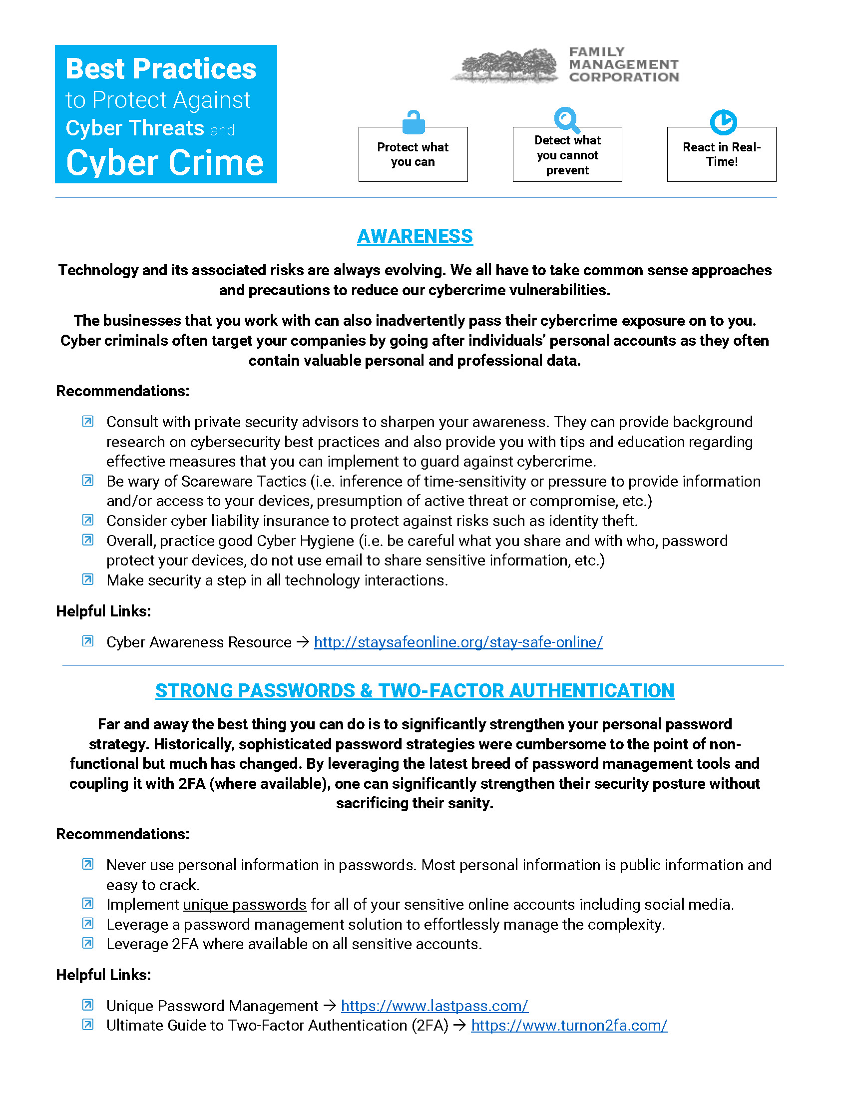Best Practices Guide Cybersecurity 2 Page 1